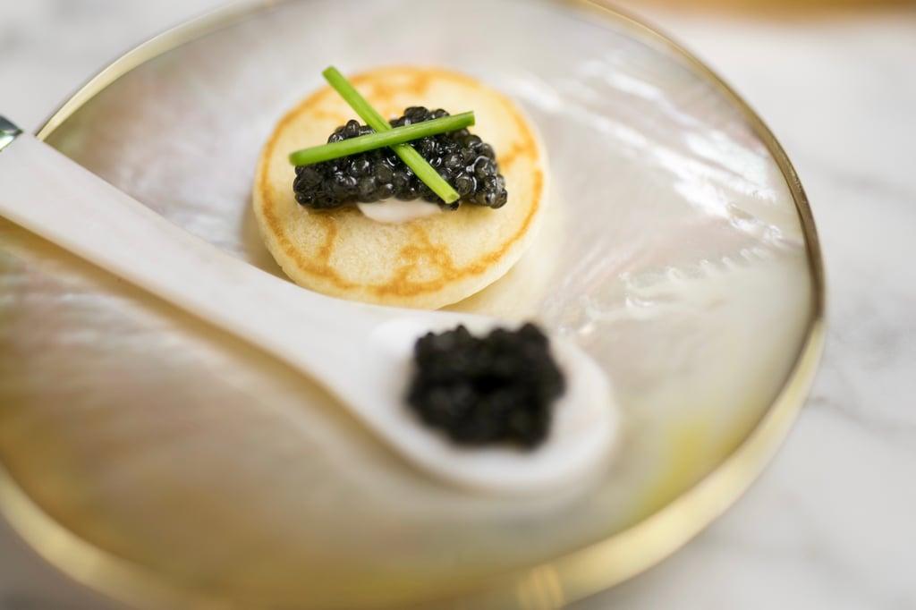 Caviar Bite