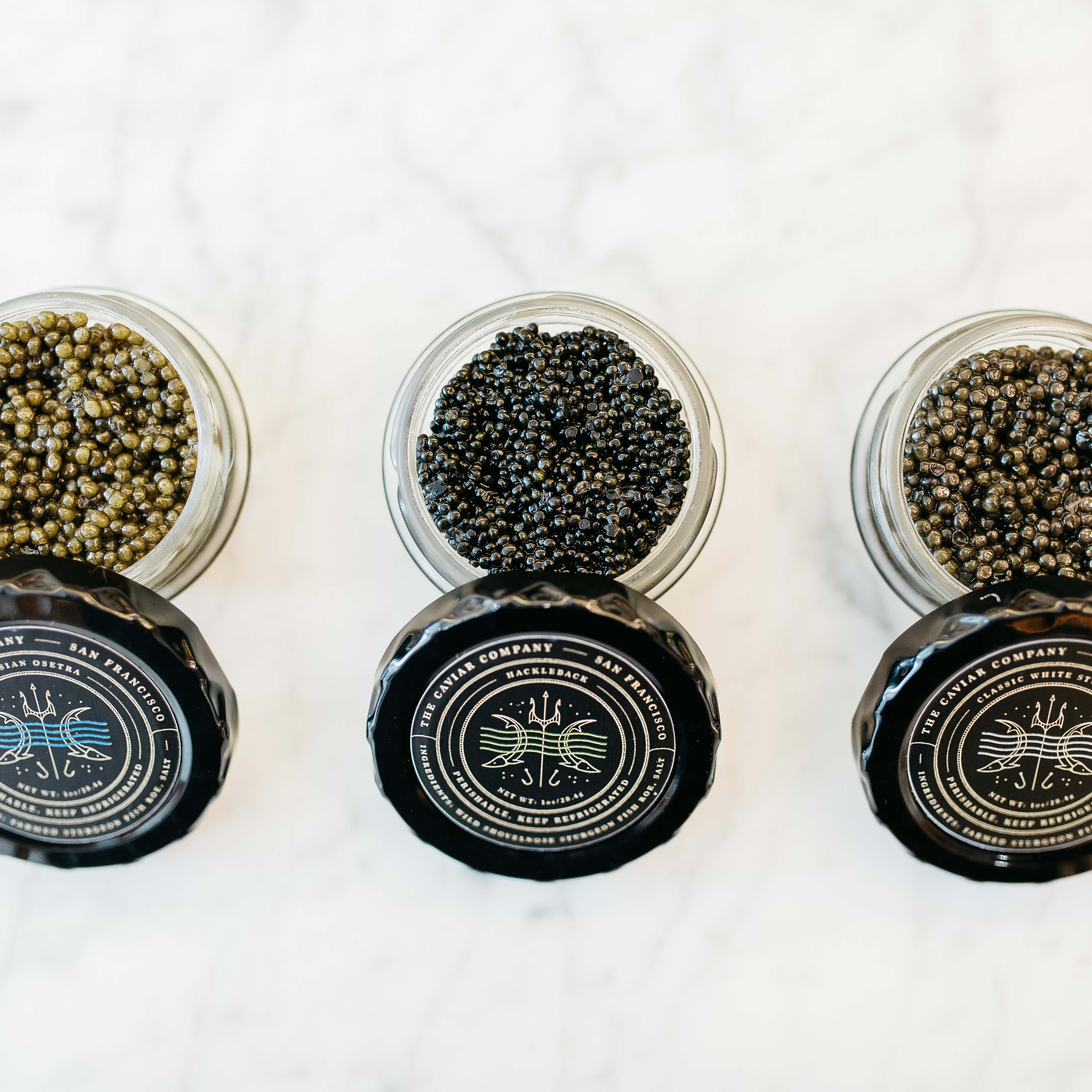 Forbes The Caviar Co. Article