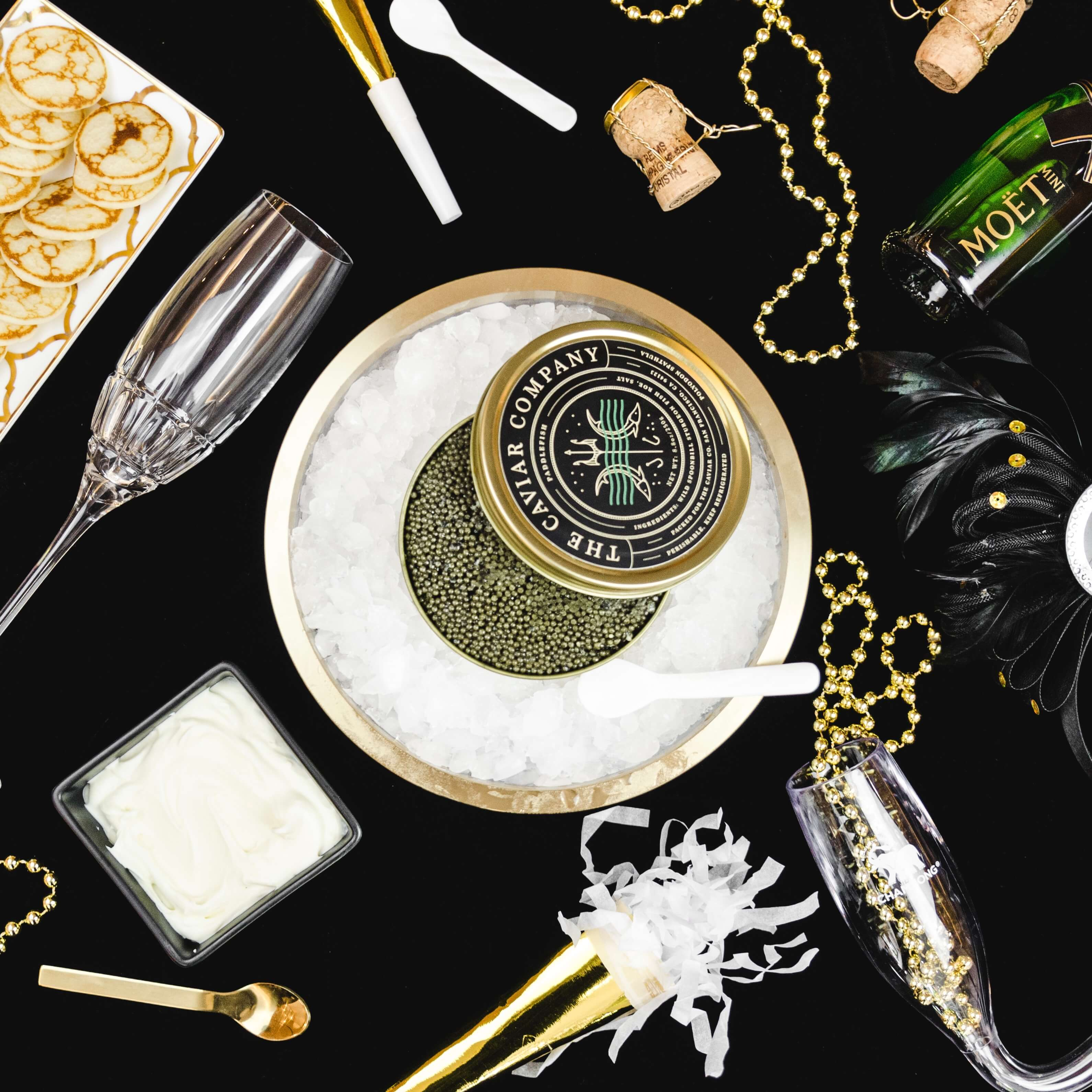 Food and Beverage The Caviar Co. Article